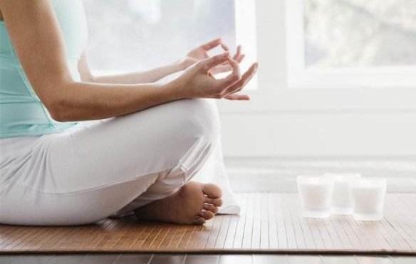 """你知道上瑜伽课的途中""""吹空调""""对身体的坏处吗?"""