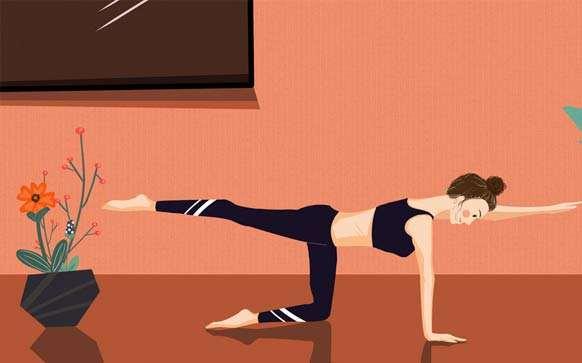 你是否能在自己家坚持练习瑜伽呢?