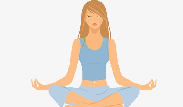在瑜伽课上,为什么要保持深长的呼吸