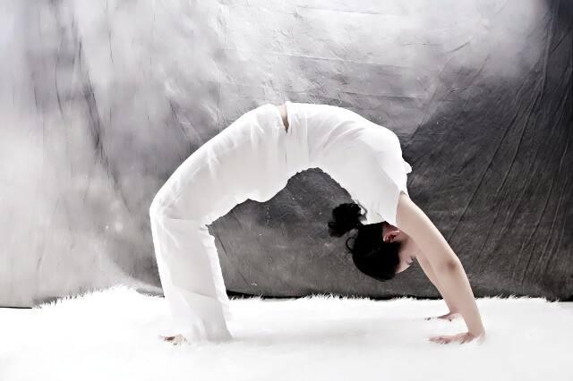 初学者必知的后弯瑜伽体式!